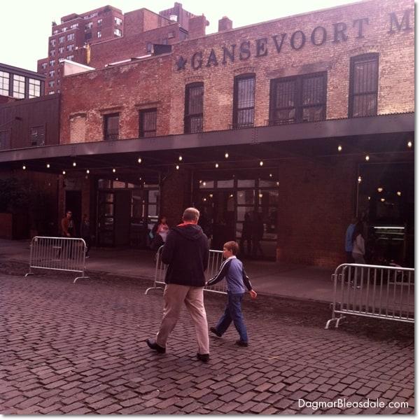Gansevoort Market, NY
