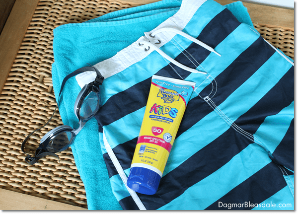Sun Protection Tips -- Banana Boat®, DagmarBleasdale.com