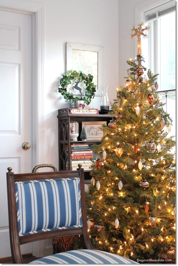 Blue Cottage Christmas 2015