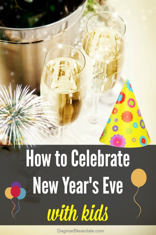 DIY New Year's Eve ideas, New Year's Eve with kids