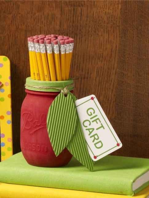 DIY teacher gift