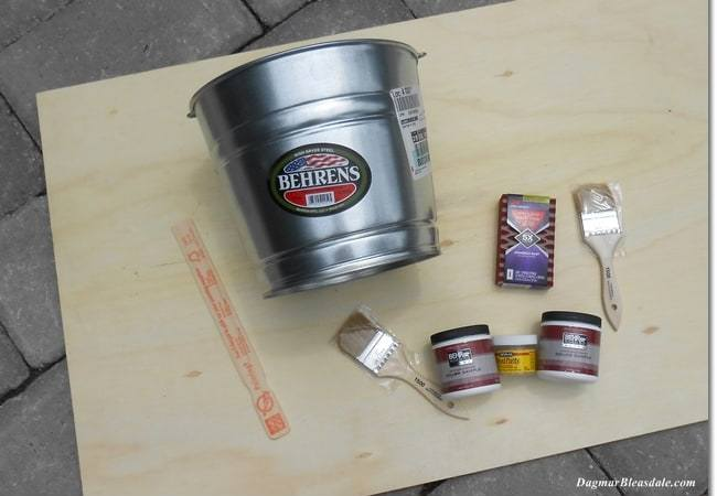 DIY Beverage Station – Home Depot #DIHWorkshop