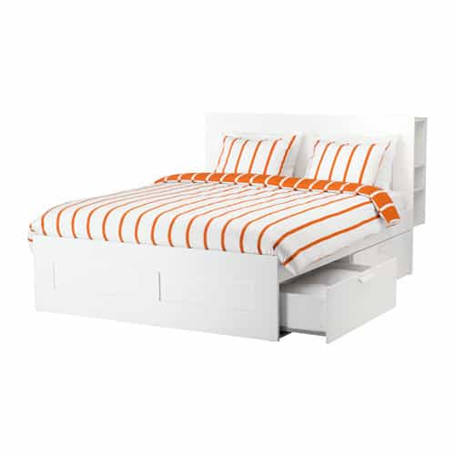 IKEA BRIMNES full bed