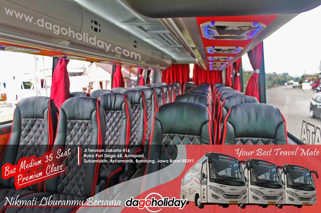 Bus Pariwisata Dago Holiday
