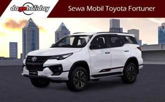 Harga Sewa Mobil Toyota Fortuner di Bandung