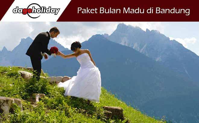 Paket Wisata Bulan Madu di Bandung, Honeymoon Murah