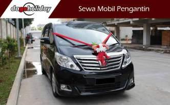 Sewa Mobil Pengantin di Bandung Murah