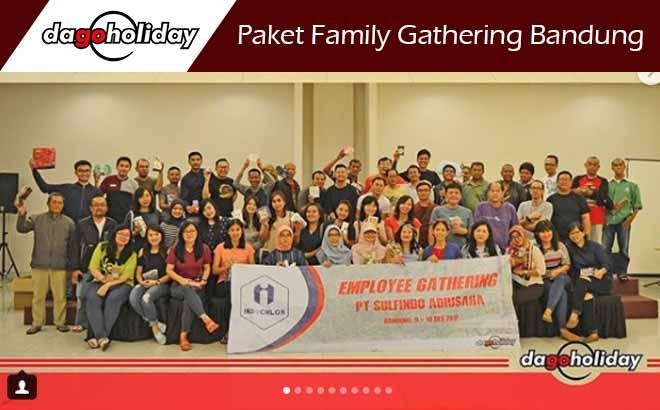 Paket Family Gathering Bandung Murah Terbaru