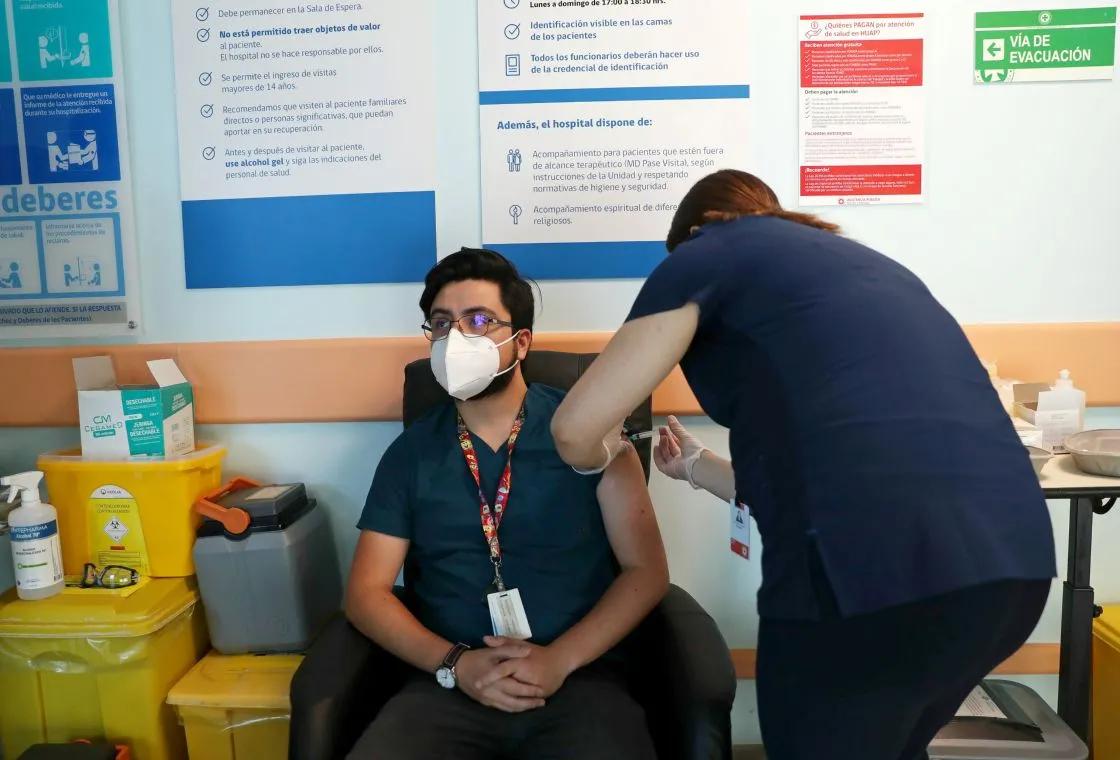 Chile vaccination