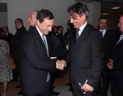 Mussari e Draghi