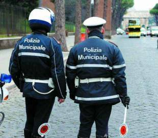 POLIZIA MUNICIPALE ROMA