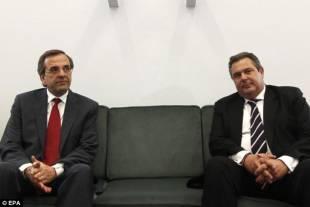 SAMARAS E PANOS KAMMENOS