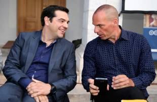 tsipras varoufakis