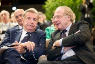 Fulvio Conti e Paolo Scaroniimage