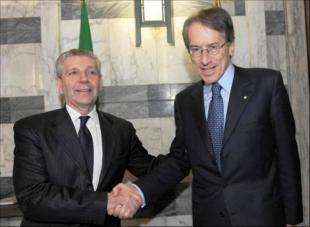 GIAMPAOLO DI PAOLA E GIULIO TERZI