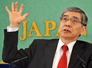 Haruhiko Kuroda governatore della banca centrale giapponese