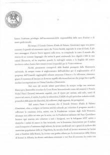 Ratzinger allontanato dietro pressione dai frammassoni - Tavole massoniche per maestri ...