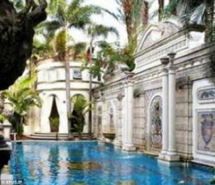 Casa casuarina ex villa di versace  dago fotogallery