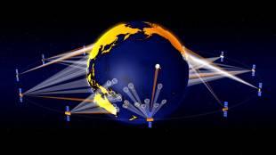 satelliti google in orbita per portare internet in tutto il mondo