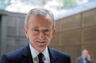 Chairman and CEO Bernard Arnault on LVMH