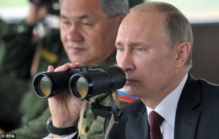 ESERCITAZIONE MILITARE RUSSA