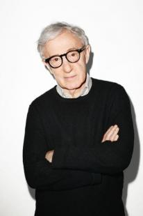 WOODY ALLEN FOTO BY TERRY RICHARDSON