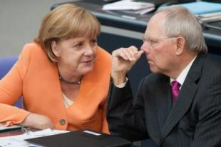 merkel schaeuble germania