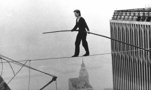 philippe petit twin tower