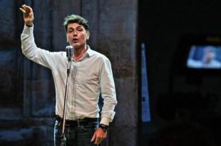 DAVIDE SERRA ALLA LEOPOLDA