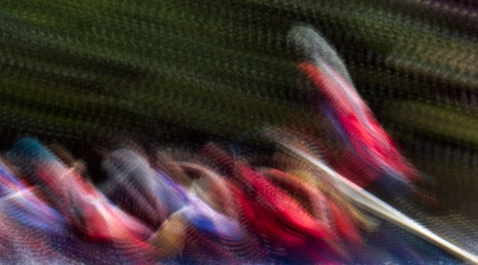 Featured on Flickr Explore – Photo Impressionistic Dragon Boat Racers