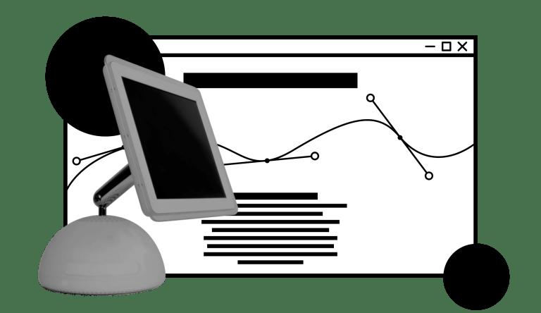 Icona servizi web design e interfacce grafiche Torino