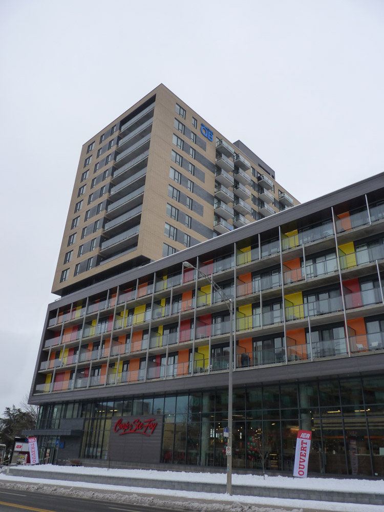 Quartier QB  Daharpro Construction