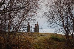 kystkvinner tranøy Ingun Dahlin keramikk