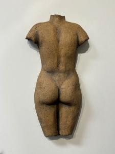 Ingun Dahlin, keramikk, torso