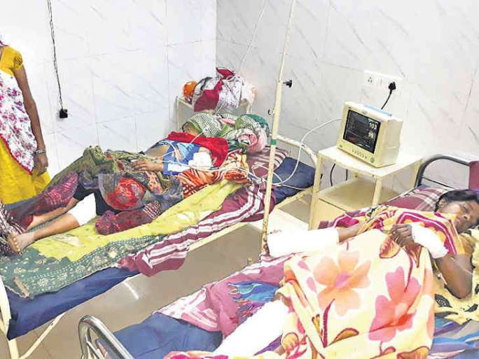 The case of extortion of superstition in Dahod district