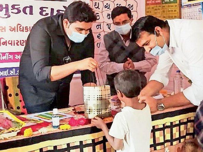 બાળ સેવા કેન્દ્ર તેમજ બાળ સંજીવની કેન્દ્ર ખાતે નિ:શુલ્ક સારવાર અપાશે. - Divya Bhaskar