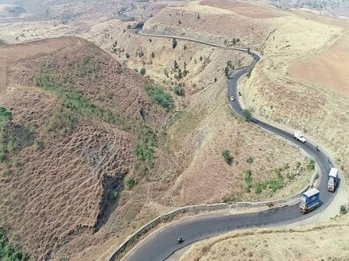 માછલિયા ઘાટના 3 િકમી િવસ્તારમાં અાવતા નાના મોટા 9 વળાંક અા રીતે સીધા કરી રસ્તો નવેસરથી બનાવવામાં આવશે... - Divya Bhaskar