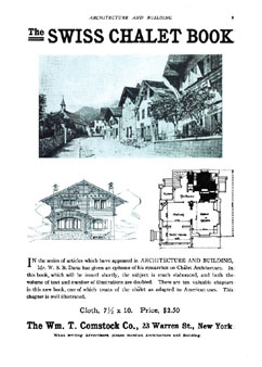 Swiss Chalet Revival Washington State Department Of