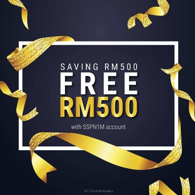 Kerajaan beri RM500 kepada pelajar sekolah rendah