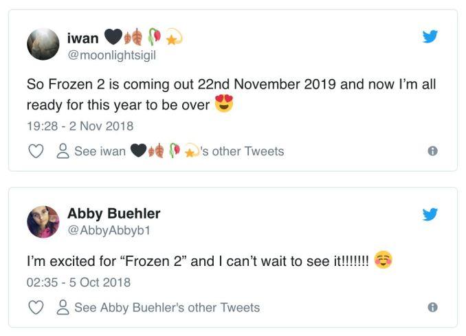 anna, elsa dan olaf kembali, frozen 2 ditayangkan november 2019