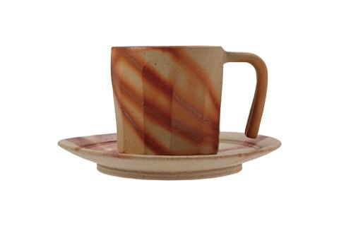 ひだすきカップ&ソーサー