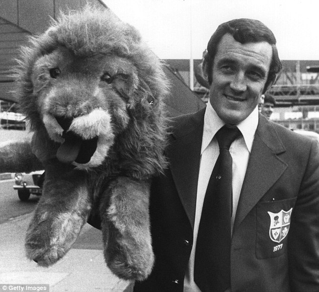 Welsh Lions - The History And The Numbers