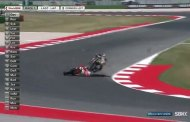 Davies Admits He Is Thankful After 'Gnarly' Superbikes Crash