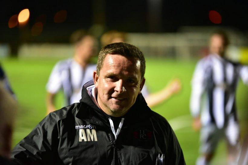 Alan Morgan Finally Gets His Man For Llandudno