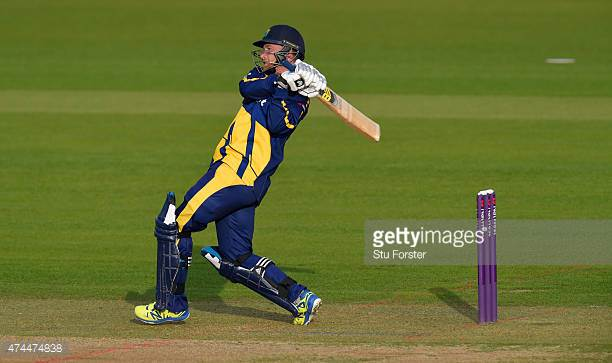 Glamorgan Snared In T20 Opener As Shahid Afridi Spins His Web