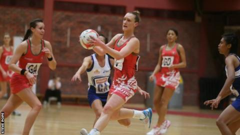 Tasmanian Tests On The Agenda For Wales' Netball Squad