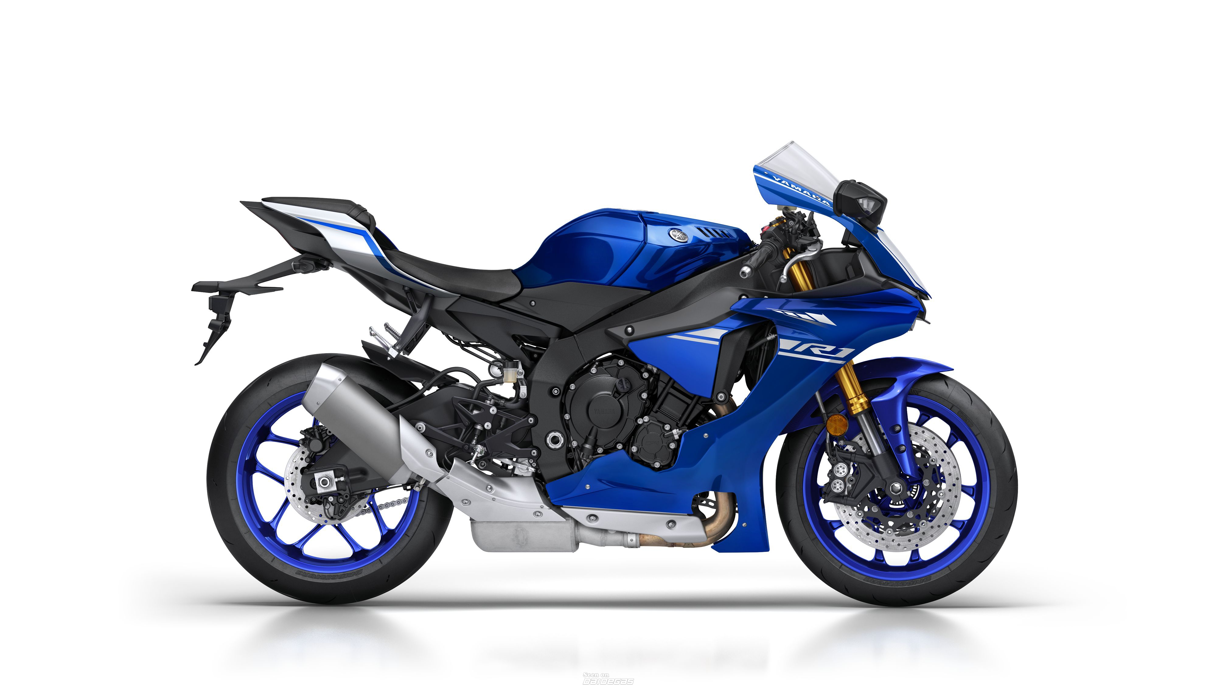 2017 YZF-R1 Yamaha SuperSport Motorcycle Review Price