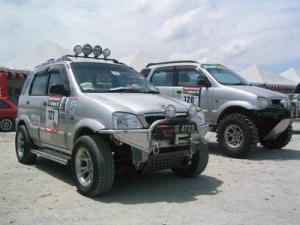 Modified Terios | Daihatsu Drivers Club UK
