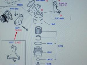 2007 Sirion Oil Filter | Daihatsu Drivers Club UK