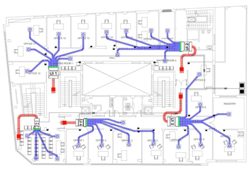2 stage thermostat wiring diagram 2000 toyota land cruiser stereo dzk zoning kit | daikin ac